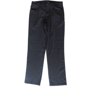 Size 33x32 Kenneth Cole Charcoal Pinstriped Pants